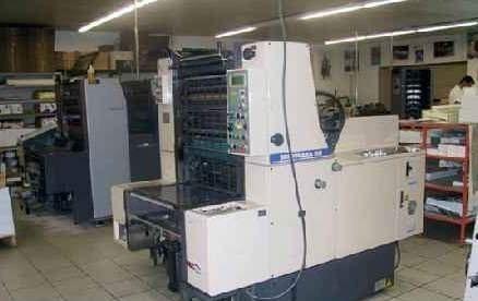 ماكينه طباعه اوفست للبيع - معدات مستعملة