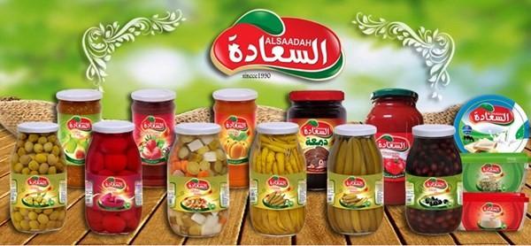 منتجات غذائية سورية