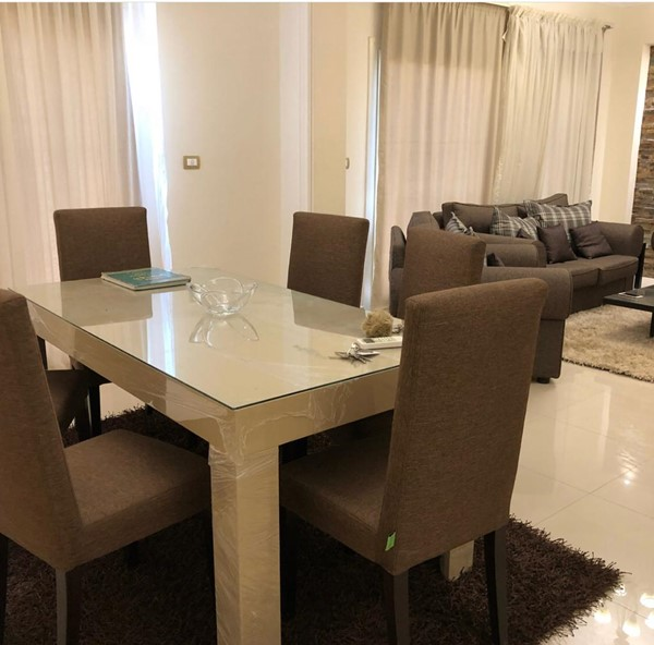 Apartment 125m Fully Furnished In Zamalek For Rent